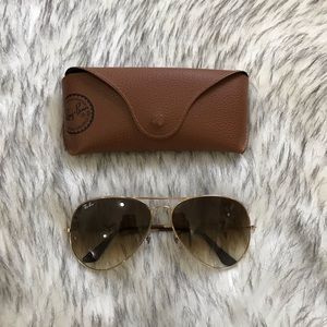 Authentic Oversized Ray Bans